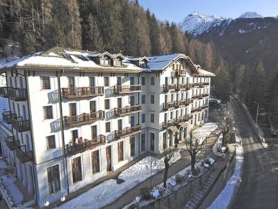 Apartament Palazzo Ponte di Legno