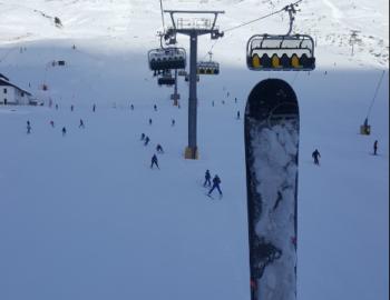 narciarstwo w alpach